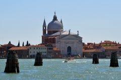 basilica di giorgio ・意大利maggiore圣・威尼斯 免版税库存照片