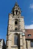 Basilica di Heilbronn Fotografia Stock
