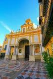 Basilica di La Macarena, Sevilla Spain Siviglia Espana fotografie stock