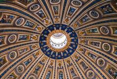 basilica Di night πλάνο Στοκ Φωτογραφίες