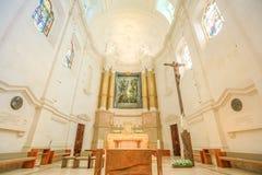 Basilica di Nossa Senhora di Fatima Immagini Stock