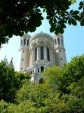 Basilica di Notre-Dame de Fourvière Immagine Stock