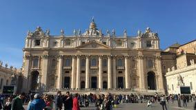 Basilica di Peters del san fotografia stock