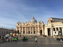 Basilica di Peters del san immagini stock libere da diritti