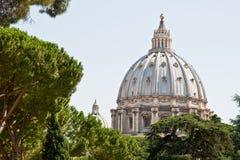 Basilica di peters della st Fotografia Stock
