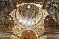 basilica Di Pietro SAN στοκ εικόνες