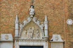 Basilica di S. Marco, Palazzo Duccate, Old Buildings, Venice, Venezia, Italy Royalty Free Stock Image