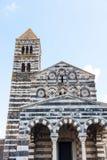 Basilica di Saccargia Fotografía de archivo libre de regalías