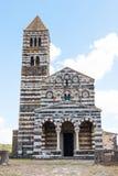 Basilica di Saccargia Foto de archivo libre de regalías