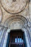 Basilica di Sacre-Coeur a Parigi Fotografie Stock Libere da Diritti