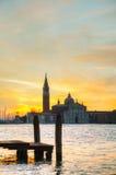 Basilica Di San Giogio Maggiore in Venice Royalty Free Stock Images