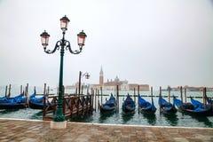 Basilica Di San Giogio Maggiore in Venice Stock Photos