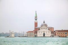 Basilica Di San Giogio Maggiore in Venice Royalty Free Stock Photos