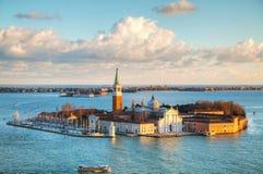 Basilica Di San Giogio Maggiore in Venice Royalty Free Stock Image