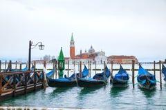 Basilica Di San Giorgio Maggiore in Venice Royalty Free Stock Photo