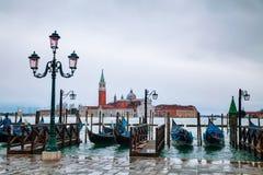 Basilica Di San Giorgio Maggiore in Venice Royalty Free Stock Photos