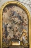 Basilica Di SAN Giovanni σε Laterano Παπικό Archbasilica του ST Στοκ Εικόνα