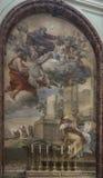Basilica Di SAN Giovanni σε Laterano Παπικό Archbasilica του ST Στοκ Φωτογραφία