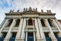 Basilica Di SAN Giovanni σε Laterano, Ρώμη Στοκ φωτογραφία με δικαίωμα ελεύθερης χρήσης