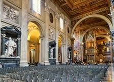 Basilica Di SAN Giovanni σε Laterano, Ρώμη Στοκ Εικόνες