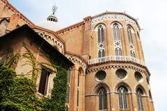 Basilica di San Giovanni e Paolo,Venice Royalty Free Stock Images