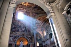 Basilica Di San Giovanni in Laterano Stock Afbeeldingen