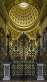 Basilica di San Giovanni in Laterano & x28;St. John Lateran basilica& x29; Stock Photo