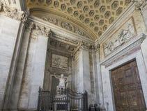 Basilica di San Giovanni in Laterano & x28;St. John Lateran basilica& x29; Royalty Free Stock Photography