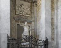 Basilica di San Giovanni in Laterano & x28;St. John Lateran basilica& x29; Royalty Free Stock Image