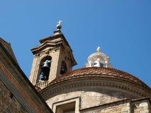The Basilica di San Lorenzo - Florence Stock Photos