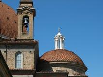 The Basilica di San Lorenzo - Florence Royalty Free Stock Image