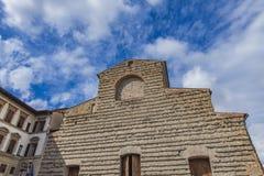 Basilica di San Lorenzo in Florence Stock Images