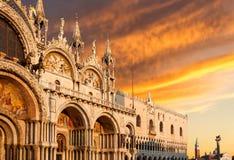 Basilica di San Marco Stock Photos