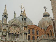 Basilica di San Marco Photo stock