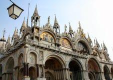 Basilica di San Marco, Venedig Stockfoto