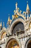 Basilica di San Marco in Venedig, Italien Stockfoto