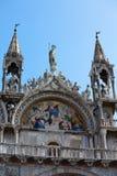 Basilica di San Marco in Venice Royalty Free Stock Image