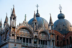 Basilica di San Marco, Venice Royalty Free Stock Photos