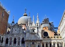 Basilica di San Marco in Venice, Italy Stock Photos