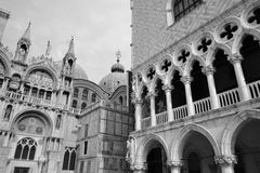 Basilica di San Marco Royalty Free Stock Photos