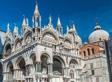 Basilica di San Marco,Venice, italy Royalty Free Stock Images
