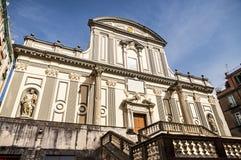 Basilica di San Paolo Maggiore Foto de archivo libre de regalías