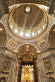 Basilica di San Pedro fotos de archivo libres de regalías
