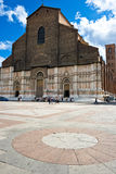 Basilica di San Petronio Stock Photography