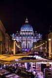 Basilica di San Pietro Stockfoto