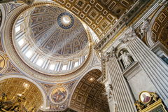 Basilica di San Pietro Royalty Free Stock Photos