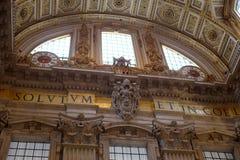 Basilica di San Pietro Stock Photography