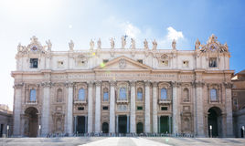 Basilica di San Pietro Royalty Free Stock Images