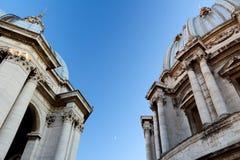 Basilica di San Pietro in Vaticano Royalty Free Stock Photos