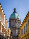 Basilica di San Vittore in Intra, Italy Royalty Free Stock Images